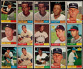 Baseball Cards:Lots, 1961 Topps Baseball Collection (540 cards) With Stars. ...