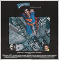 "Movie Posters:Action, Superman the Movie (Warner Brothers, 1978). International Six Sheet (78"" X 82""). Action.. ..."