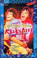 "Movie Posters:Rock and Roll, Let's Spend the Night Together (Tobis, 1982). German A00 (42.5"" X66""). Rock and Roll. Alternate Title: Rolling Stones Roc..."