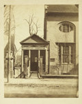 Military & Patriotic:Civil War, ALBUMEN PRINT, U.S. SANITARY COMMISSION, ILLINOIS OFFICE 1864....