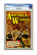 Golden Age (1938-1955):Horror, Strange Stories from Another World #5 Crowley Copy pedigree(Fawcett, 1953) CGC NM 9.4 Off-white pages. This Norman Saunders...
