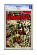 Golden Age (1938-1955):Horror, This Magazine Is Haunted #11 Crowley Copy pedigree (Fawcett, 1953)CGC NM- 9.2 Cream to off-white pages. Pre-Code horror in ...