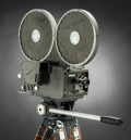 Photography, A Bach-Auricon 16mm Motion Picture Newsreel Camera Package, circa 1953. 20 h x 26 w x 12 d inches (50.8 x 66.0 x 30.5 cm). ... (Total: 3 Items)
