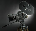Photography, An Arriflex 16ST Motion Picture Camera with Tripod, circa 1952. 20 h x 24 w x 6-1/2 d inches (50.8 x 61.0 x 16.5... (Total: 2 Items)
