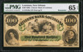 Obsoletes By State:Louisiana, New Orleans, LA- Citizens' Bank of Louisiana $100 18__ G48a Remainder. ...