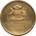 Chile, Chile: Congresso National gold Medal 1959,...