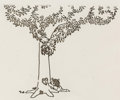Animation Art:Production Cel, The Giving Tree Shel Silverstein Production Cel Group of 2(Churchill Films, 1973).... (Total: 2 )