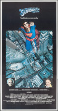 "Movie Posters:Action, Superman the Movie (Warner Brothers, 1978). International ThreeSheet (41"" X 80""). Action.. ..."