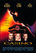 "Movie Posters:Crime, Casino (Universal, 1995). International One Sheet (26.75"" X 39.25"") DS. Crime.. ..."
