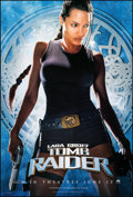 "Movie Posters:Adventure, Lara Croft: Tomb Raider & Other Lot (Paramount, 2001). OneSheets (2) (27"" X 40"") DS Advance. Adventure.. ... (Total: 2 Items)"