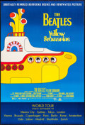 "Movie Posters:Animation, Yellow Submarine (UIP, R-1999). International One Sheet (27"" X 40"") DS Advance. Animation.. ..."