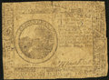 Colonial Notes:Continental Congress Issues, Continental Currency May 9, 1776 $6 Very Good.. ...