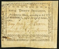 Colonial Notes:North Carolina, North Carolina April 23, 1761 30s Very Fine.. ...