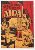 Golden Age (1938-1955):Miscellaneous, Illustrated Stories of the Operas #nn Aida (Baily Publication, 1943) Condition: FN-....