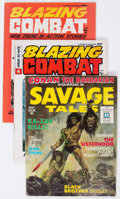 Magazines:Miscellaneous, Assorted Magazines Group of 9 (Various Publishers, 1970s)Condition: Average VG/FN.... (Total: 9 Comic Books)