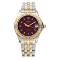 Estate Jewelry:Watches, Breitling Gold, Stainless Steel Perpetuel Sirius Watch. ...