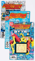 Modern Age (1980-Present):Superhero, Firestorm Group of 104 (DC, 1982-90) Condition: Average FN/VF....(Total: 194 Comic Books)