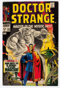 Silver Age (1956-1969):Superhero, Doctor Strange #169 (Marvel, 1968) Condition: VF....