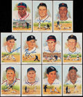 Baseball Collectibles:Others, 1989 Perez-Steele Celebration Signed Postcard Lot of 11....