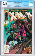 Modern Age (1980-Present):Superhero, X-Men #266 (Marvel, 1990) CGC NM- 9.2 White pages....