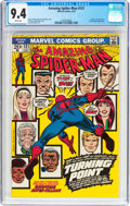 Bronze Age (1970-1979):Superhero, The Amazing Spider-Man #121 (Marvel, 1973) CGC NM 9.4 White pages....