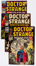 Silver Age (1956-1969):Superhero, Doctor Strange Group of 9 (Marvel, 1968-69) Condition: Average VG/FN.... (Total: 9 Comic Books)