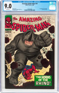 Silver Age (1956-1969):Superhero, The Amazing Spider-Man #41 (Marvel, 1966) CGC VF/NM 9.0 White pages....