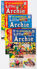 Silver Age (1956-1969):Humor, Little Archie Group (Archie, 1966-83) Condition: Average VF.... (Total: 30 Comic Books)