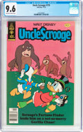 Bronze Age (1970-1979):Cartoon Character, Uncle Scrooge #170 (Gold Key, 1979) CGC NM+ 9.6 Off-white to whitepages....
