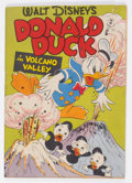 Golden Age (1938-1955):Cartoon Character, Four Color #147 Donald Duck (Dell, 1947) Condition: VG....