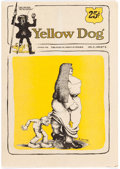 Silver Age (1956-1969):Alternative/Underground, Yellow Dog #1-12 5th Anniversary Set Tabloid Group of 12 (PrintMint, 1973) Average Condition: NM-.... (Total: 10 Comic Books)
