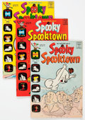 Bronze Age (1970-1979):Cartoon Character, Spooky Spooktown File Copies Box Lot (Harvey, 1969-76) Condition: Average VF/NM....