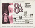 """Movie Posters:Foreign, 8½ (Embassy, 1963). Half Sheet (22"""" X 28""""). Foreign.. ..."""