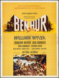 "Movie Posters:Academy Award Winners, Ben-Hur (MGM, 1960). Poster (30"" X 40"") Style Y. Academy Award Winners.. ..."