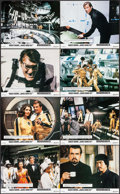 "Movie Posters:James Bond, Moonraker (United Artists, 1979). British Front of House ColorPhoto Set of 8 (8"" X 10""). James Bond.. ... (Total: 8 Items)"