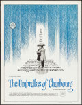 """Movie Posters:Foreign, The Umbrellas of Cherbourg (Allied Artists, 1965). Vertical Half Sheet (22"""" X 28""""). Foreign.. ..."""