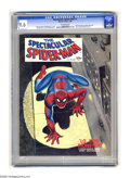 Magazines:Superhero, Spectacular Spider-Man #1 (Marvel, 1968) CGC NM+ 9.6 Off-whitepages. This Marvel experiment with a magazine format only las...