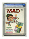 Magazines:Mad, Mad #33 Gaines File pedigree (EC, 1957) CGC NM+ 9.6 White pages. No copy of this issue has been graded higher by CGC to date...