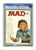 Magazines:Mad, Mad #93 Gaines File pedigree (EC, 1965) CGC NM/MT 9.8 Off-white pages. Even if you think M. C. Escher is a rapper, you'll pr...