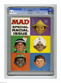 Magazines:Mad, Mad #111 Gaines File pedigree (EC, 1967) CGC NM+ 9.6 Off-white to white pages. Alfred E. Neuman looks goofy no matter what r...
