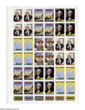 Memorabilia:Mad, Mad Bogus Postage Stamps Multiple Sets From Mad Super Special #94(EC, 1994). From the Mad Offices to you come this incr...