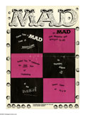 Memorabilia:Mad, Mad 33rd Anniversary Party Invitation (1985). The movers andshakers at Mad also like to move and shake to a disco beat,...