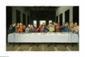 "Richard A. Williams - Mad #444 ""The Last Supper - Circa 2004"" Poster Illustration Original Art (EC, 2004). Thi..."