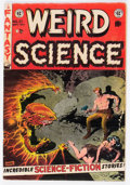 Golden Age (1938-1955):Science Fiction, Weird Science #21 (EC, 1953) Condition: FN+....