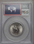Statehood Quarters, 2007-D 25C Wyoming MS68 PCGS. PCGS Population: (9/0). NGC Census:(3/0). ...