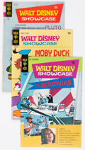 Bronze Age (1970-1979):Cartoon Character, Walt Disney Showcase Group of 40 (Gold Key, 1970s) Condition:Average VG.... (Total: 40 Comic Books)