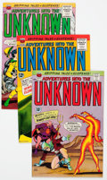 Silver Age (1956-1969):Horror, Adventures Into The Unknown Group of 15 (ACG, 1964-67) Condition:Average VF.... (Total: 15 Comic Books)