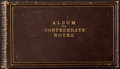 Confederate Notes:1861 Issues, Original Bechtel Album for Confederate Notes with Many Rarities. ...
