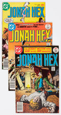 Bronze Age (1970-1979):Western, Jonah Hex #1-92 Complete Series Group (DC, 1977-85) Condition: Average FN.... (Total: 92 Comic Books)