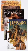Modern Age (1980-Present):Horror, Hellblazer/The Dreaming Group of 92 (DC/Vertigo, 1990s-2000s)Condition: Average VF.... (Total: 92 Comic Books)